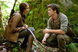 Katniss, Gale Romance