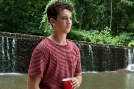 Miles Teller, The Spectacular Now