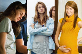 Shailene Woodley, different movies