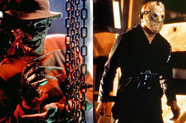 Nightmare on Elm Street, Friday the 13th