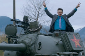 'The Interview' Teaser Trailer