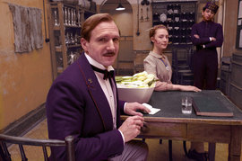 Ralph Fiennes, The Grand Budapest Hotel