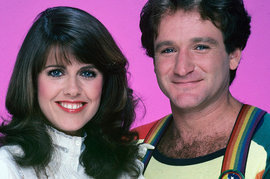 Mork and Mindy, Pam Dawber, Robin Williams