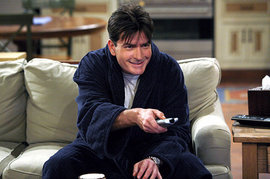 Charlie Sheen, Two and a Half Men