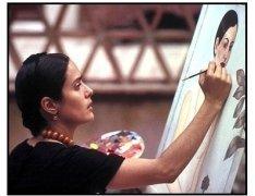 Frida movie still: Salma Hayek in Frida