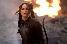 The Hunger Games: Mockingjay, Jennifer Lawrence