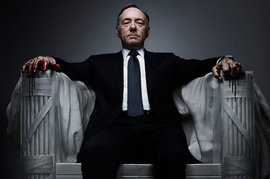 House of Cards, Kevin Spacey