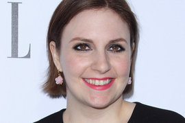 Lena Dunham, 2015 Elle Women in TV Event