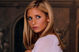 Sarah Michelle Gellar, Buffy the Vampire Slayer, Buffy Summers