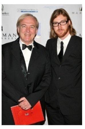 James Keach and son