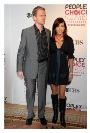 Neil Patrick Harris and Alyson Hannigan