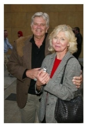 Peter Ford and wife Lynda