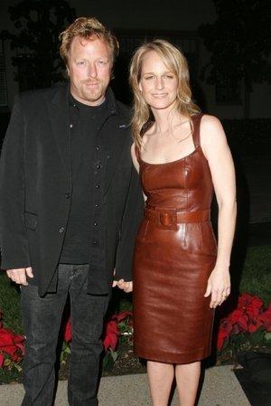 Matthew Carnahan and Helen Hunt