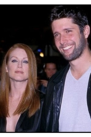 "Julianne Moore and Bart Freundlich at the ""Magnolia"" Premiere."