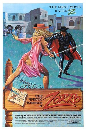 Erotic Adventures of Zorro