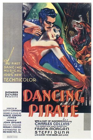 Dancing Pirate