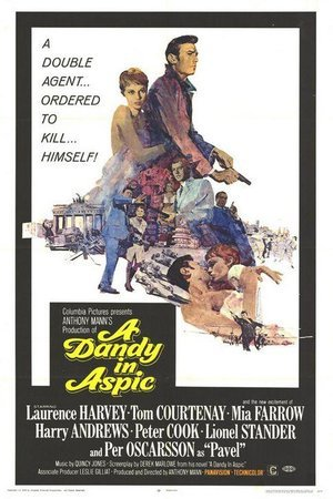 Dandy in Aspic