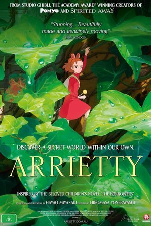 Secret World of Arrietty