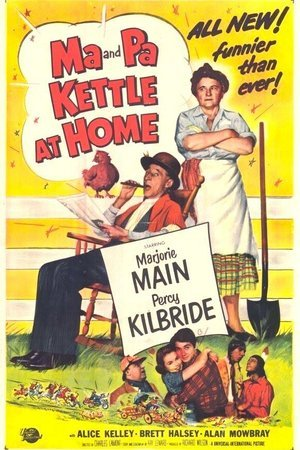 Ma and Pa Kettle at Home