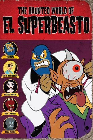 Rob Zombie Presents The Haunted World of El Superbeasto