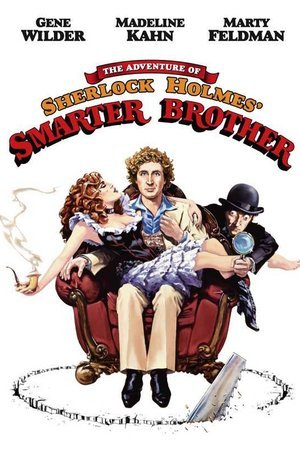 Adventure of Sherlock Holmes' Smarter Brother