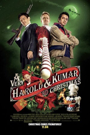 Very Harold & Kumar 3-D Christmas