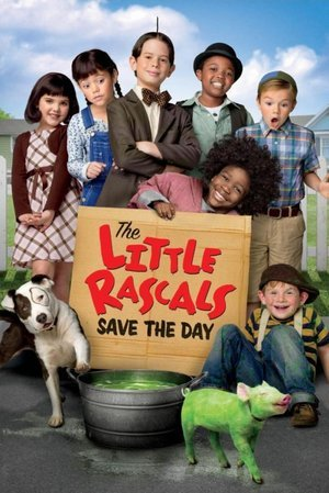 Little Rascals Save The Day