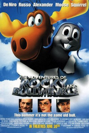 Adventures of Rocky and Bullwinkle