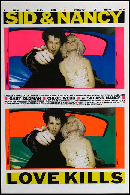 'Sid and Nancy' (1986)