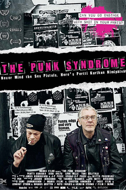 The Punk Syndrome' (2012)