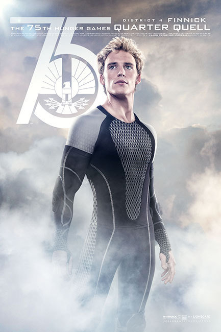 The Hunger Games: Catching Fire, Finnick