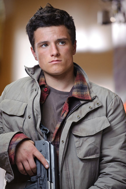 Josh Hutcherson, Red Dawn