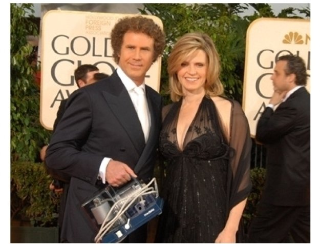 64th Annual Golden Globes Awards Red Carpet: Will Ferrell