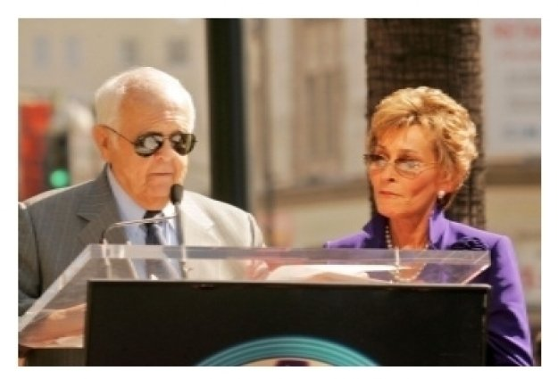 Johnny Grant and Judge Judy Sheindlin