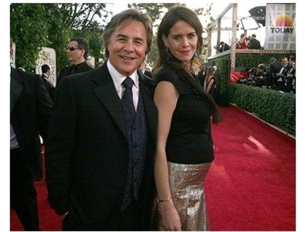 63rd Golden Globes Red Carpet Photos: Don Johnson