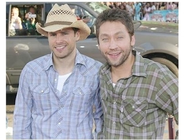 The Dukes of Hazzard Premiere: James Roday and Michael Weston