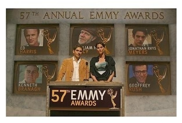57th Annual Primetime Emmy Award Nominations: Outstanding Lead Actor in a Miniseries or a Movie