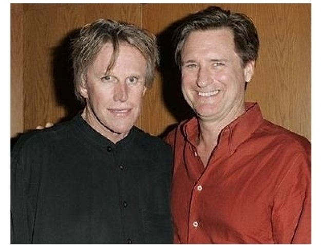 Into the West Premiere: Gary Busey and Bill Pullman