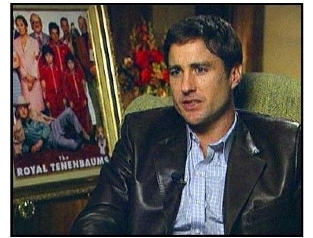 """""""The Royal Tenenbaums"""" Interview Video Still: Luke Wilson"""