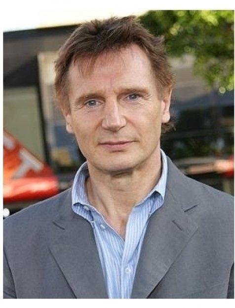 Batman Begins Premiere: Liam Neeson