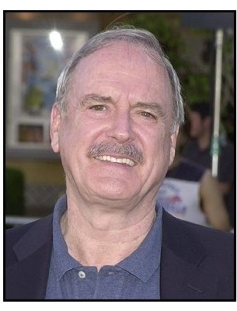 "John Cleese at the ""Shrek 2"" Premiere"
