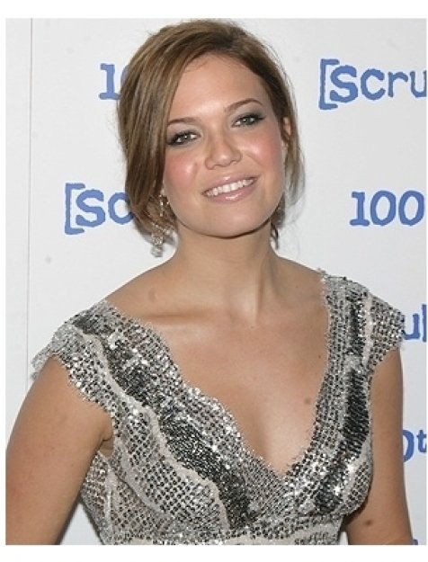 Scrubs 100th Episode Party Photos: Mandy Moore