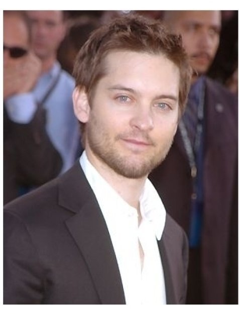 "Tobey Maguire at the ""Spider-Man 2"" Premiere"