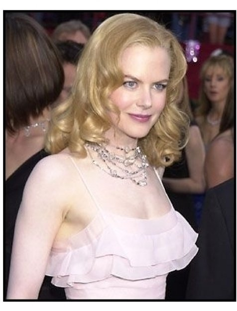 Nicole Kidman at the 2002 Academy Awards