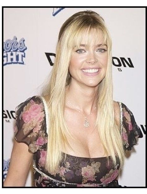 "Denise Richards at the ""Scary Movie 3"" premiere"