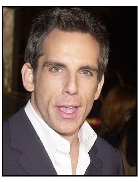 "Ben Stiller at the ""Along Came Polly"" Premiere"