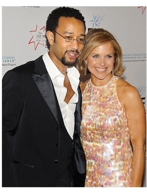 Hollywood Meets Motown:  John Legend and Katie Couric