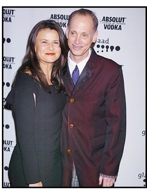 Tracey Ullman and John Waters  at the 15th annual GLAAD Media Awards