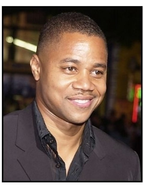 "Cuba Gooding Jr. at ""The Fighting Temptations"" premiere"