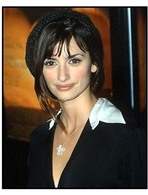 Penelope Cruz at the All the Pretty Horses premiere